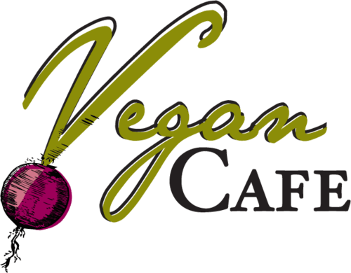 Vegan Cafe Logo