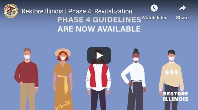 Restore Illinois Phase 4 YouTube Cover